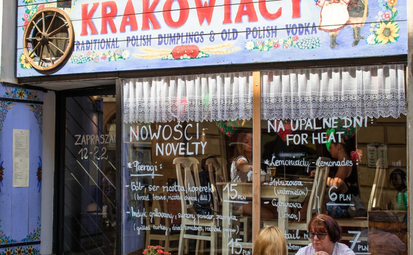 Warsaw and Krakow two cities that delight