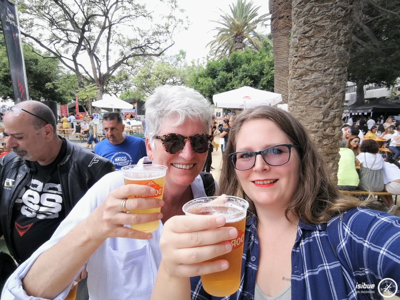 Motorbikes and beer – a perfect day in Santa Cruz de Tenerife