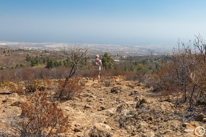 Hiking in Las Vegas Tenerife